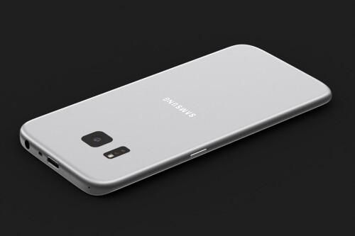 Samsung Galaxy S7 Edge concept