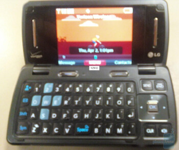 Say hello to the enV3 for Verizon