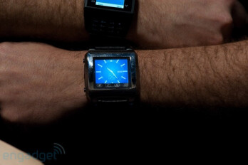 Neutrano shows off a watchphone line