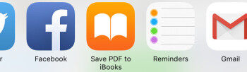 How to save web sites as PDF for reading offline on your iPhone or Android