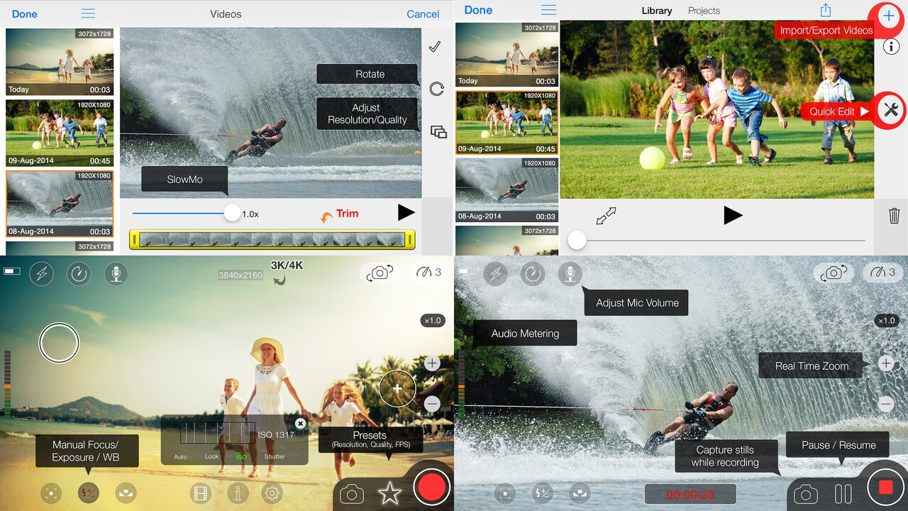Best iPhone camera, photo and video apps - PhoneArena