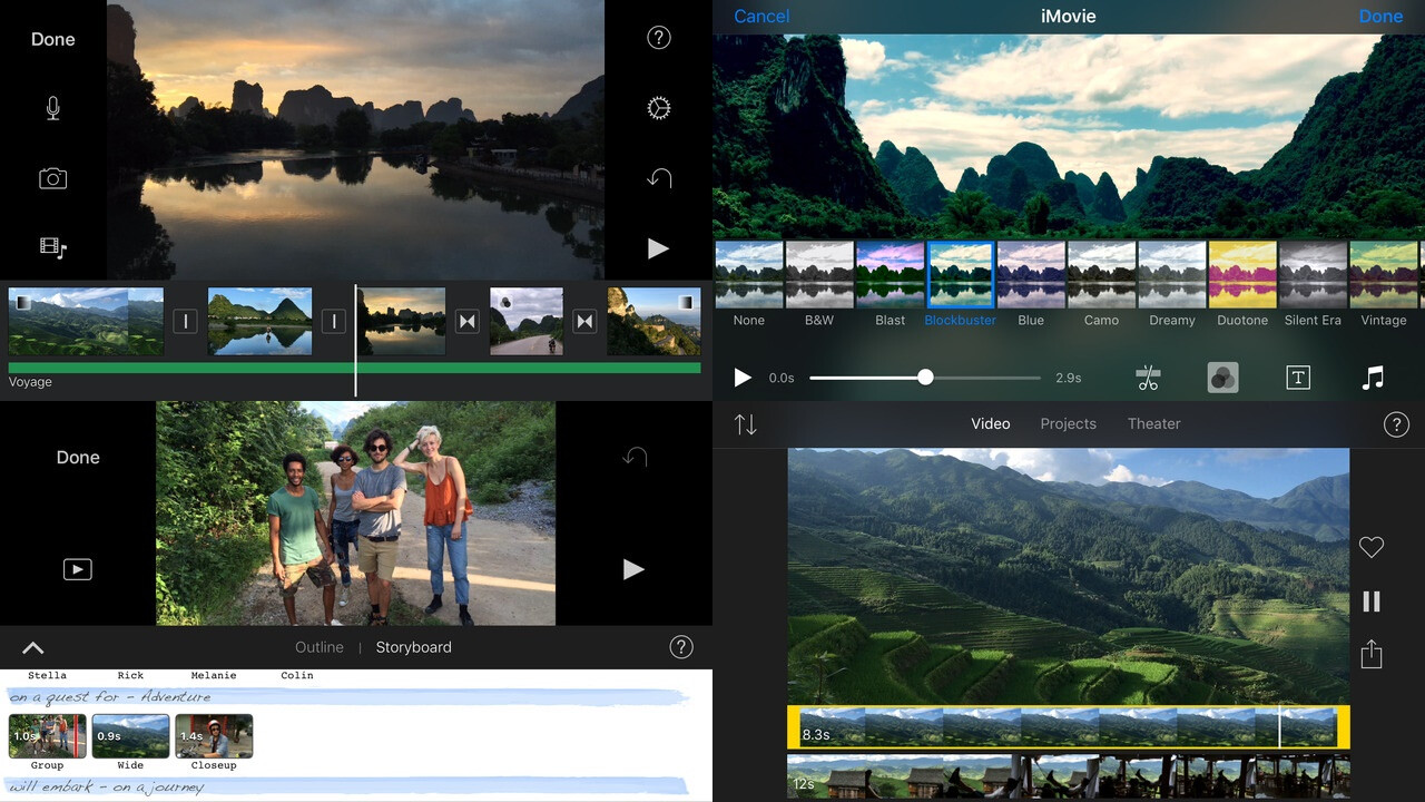 Fotor (free): Fotor is a clean looking, feature rich photo editor for your  Windows Phone 8 device. You can edit photos that are already sitting in  your ...