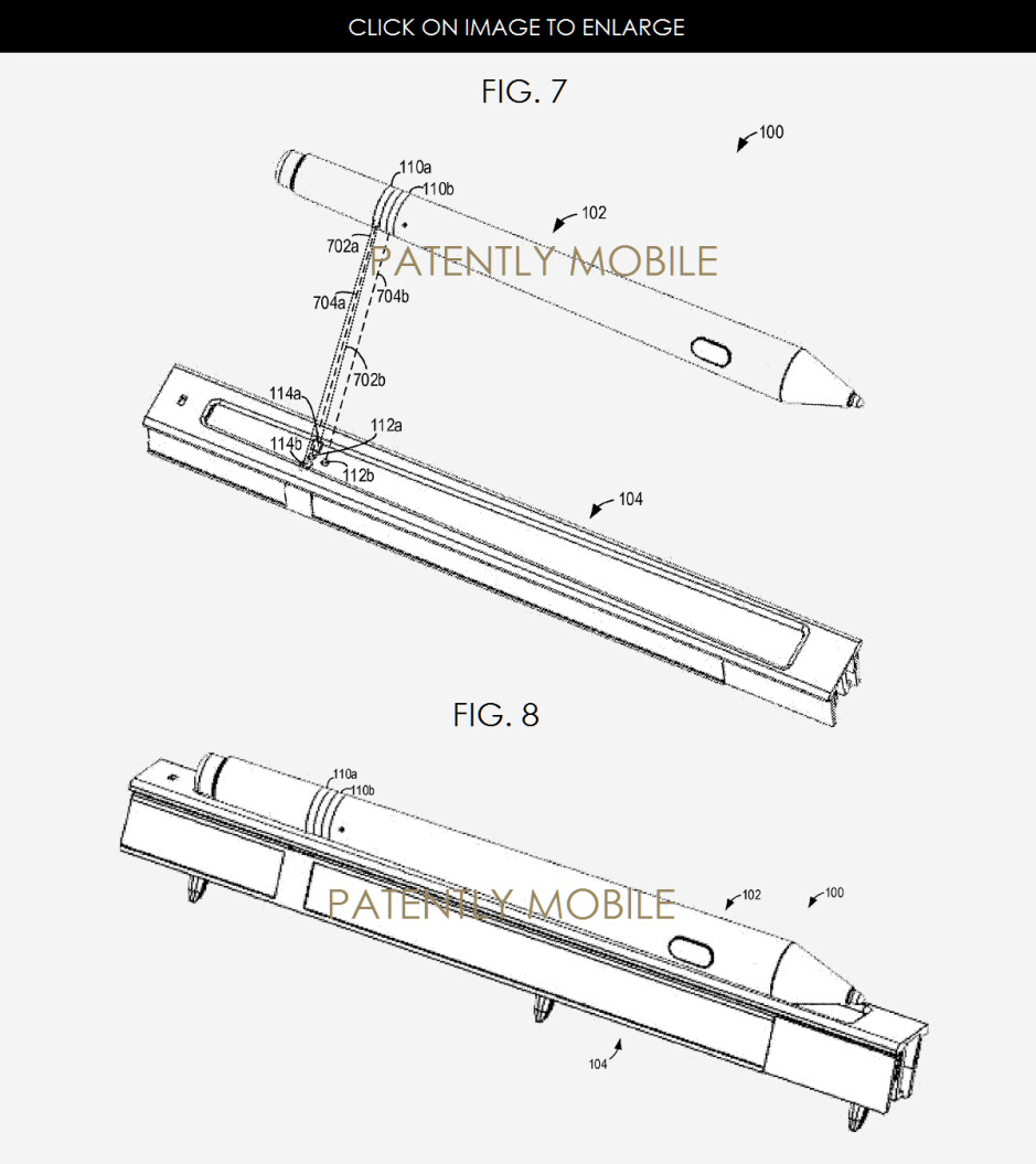 Surface Pro 5 rumored to include improved Pen with magnetic dock