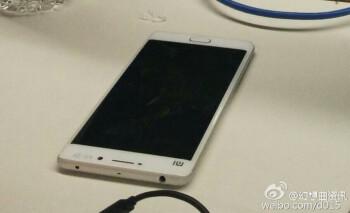 Xiaomi Mi 5 prototype out in the wild