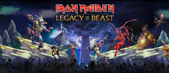Iron Maiden's Legacy of the Beast mobile RPG coming to iOS and Android this summer