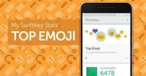 SwiftKey Stats is a new feature being tested on the SwiftKey for Android beta app
