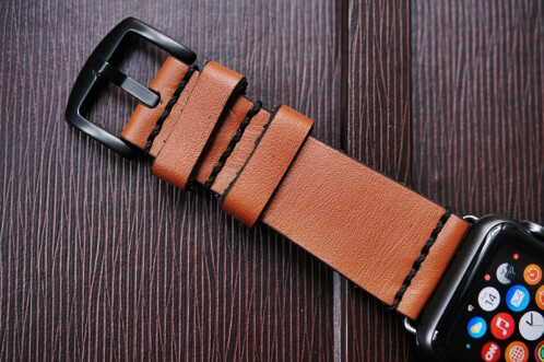 Gorgeous leather bands for the Apple Watch that are worth checking out