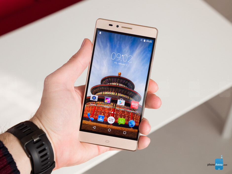 Elephone Vowney hands-on
