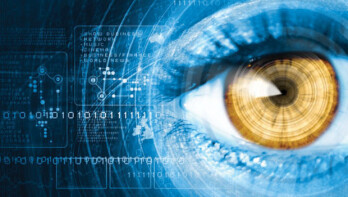 Samsung and LG have been eyeing iris scanners for a while.