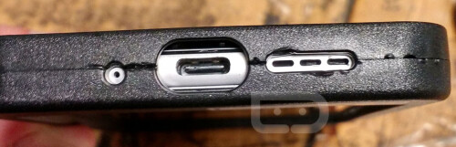 TheLG G5 (allegedly) concealed in a dummy case