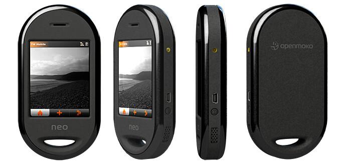 Neo FreeRunner - Future Openmoko phone cancelled