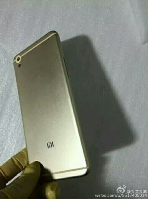 Mystery Xiaomi handset chassis leaks