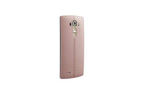 LG G4 Pink Back Cover