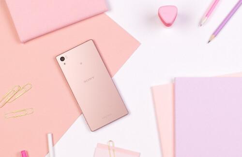 The Dusty Pink Sony Xperia Z5