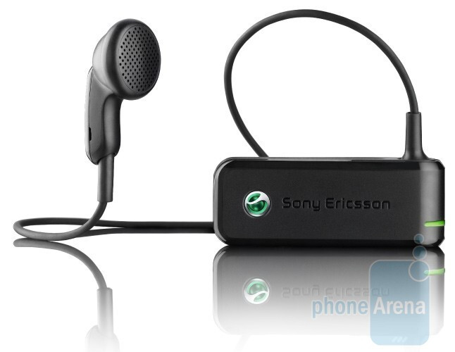 VH300 - Sony Ericsson shows a new handsfree and stereo speakers