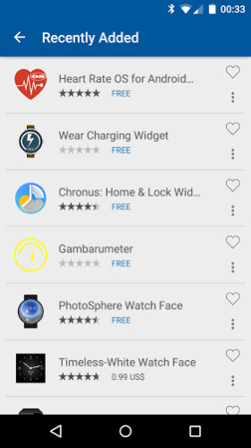 Wear Store for Wear Apps
