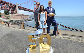 Jim Nantz, Phil Simms and Tracy Wolfson will be the chief CBS coverage team for the Super Bowl 50