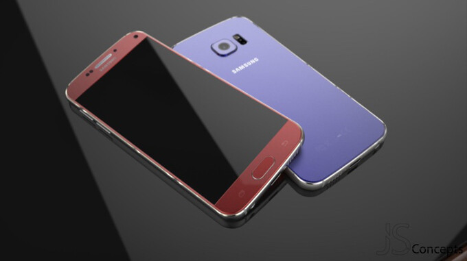 Concept image by Jermaine Smit - 7 things we would like to see in the Samsung Galaxy S7