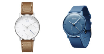 Activité Watch (left) and Pop (right)