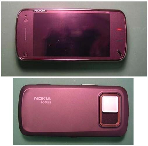 FCC reveals snapshots of Nokia N97