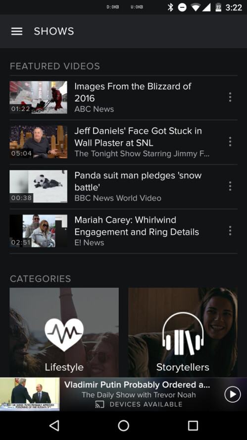 Spotify Shows leaves beta and ready to take on YouTube