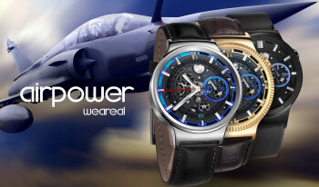 Spotlight: Weareal brings fancy analog watchfaces to the digital realm of Android Wear