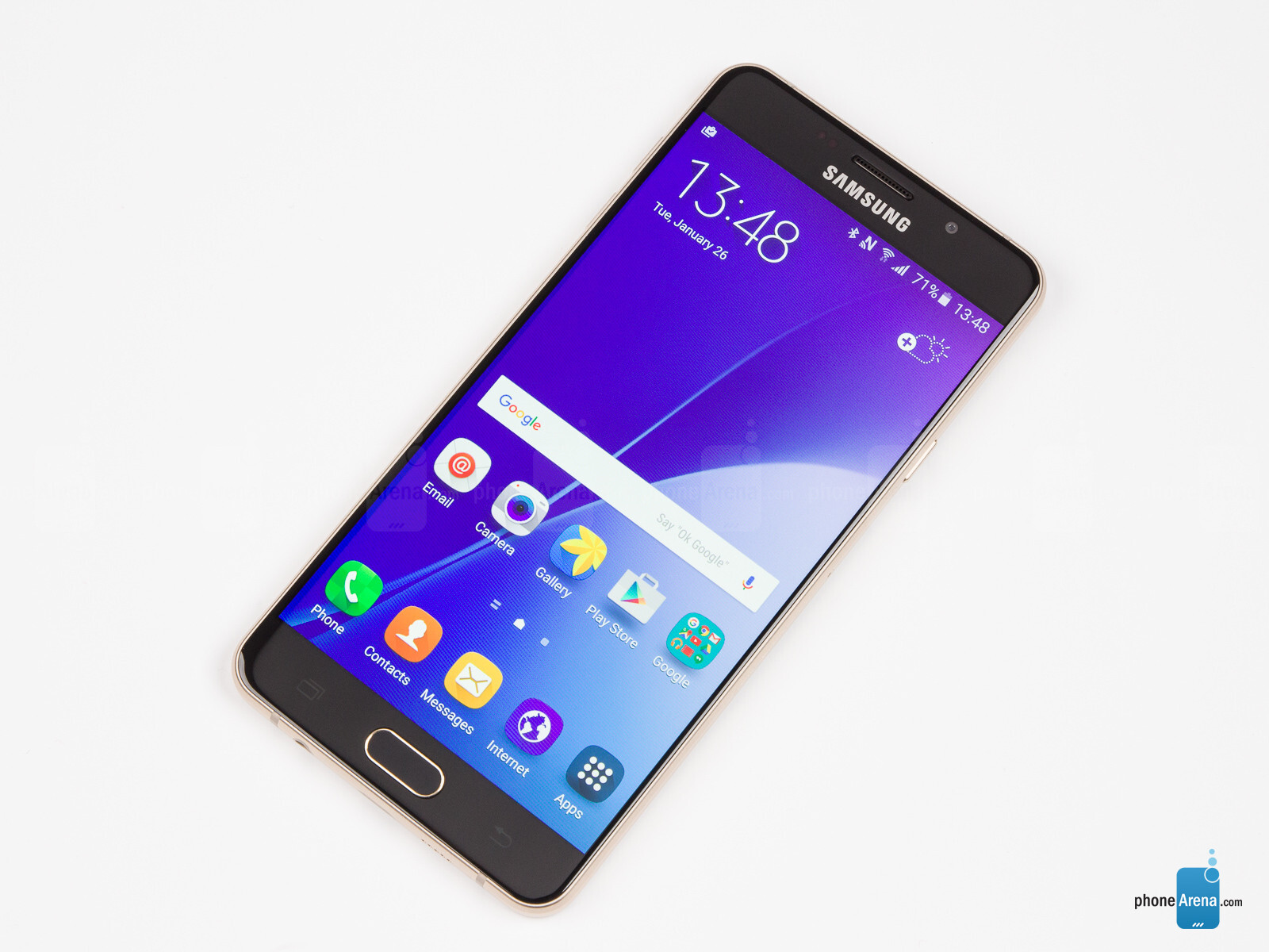 samsung galaxy a7 2016 edition unboxing and first look