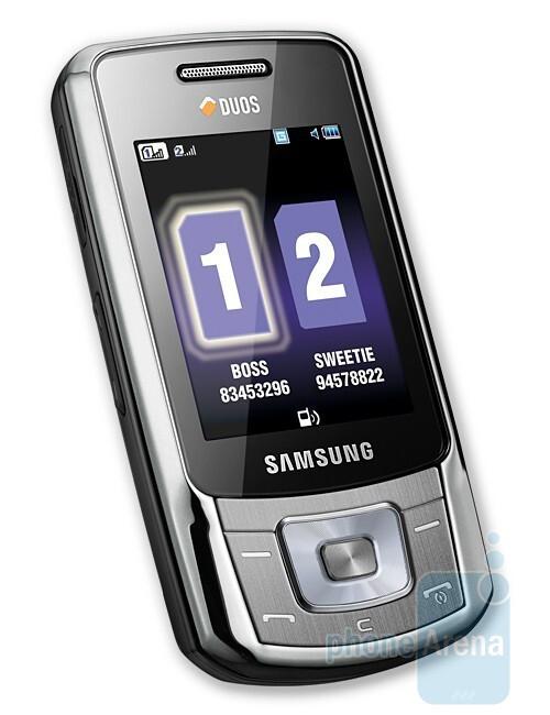 Samsung reveals more details about the dual-SIM B5702
