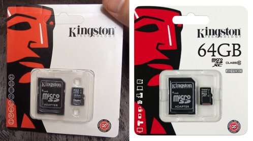 Beware of fake microSD cards! Here's how to tell a counterfeit from