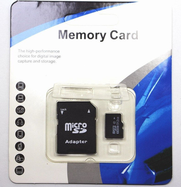 This 512GB microSD card costs $9.87 on eBay. What a bargain! ...NOT - Beware of fake microSD cards! Here's how to tell a counterfeit from the original