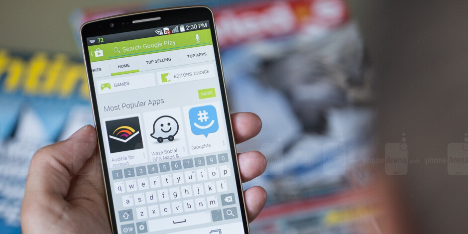Newfound security hole in the LG G3 made user data on it prone to intruders