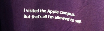 This t-shirt's message feels eerily appropriate.