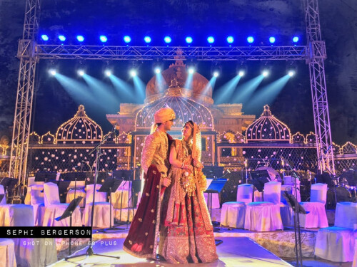 Indian wedding shot with iPhone 6s by Sephi Bergerson