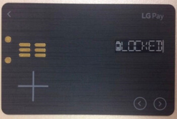 LG Pay is rumored to employ a universal card that will eliminate the need for a smartphone