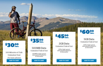 U.S. Cellular has three options for its pre-paid smartphone customers