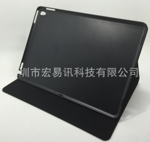 Case allegedly made for the unannounced Apple iPad Air 3 reveals that the slate will have four speakers and support for Smart Connector