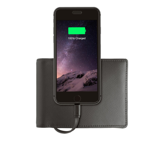 Nomad Battery Wallet for iPhone