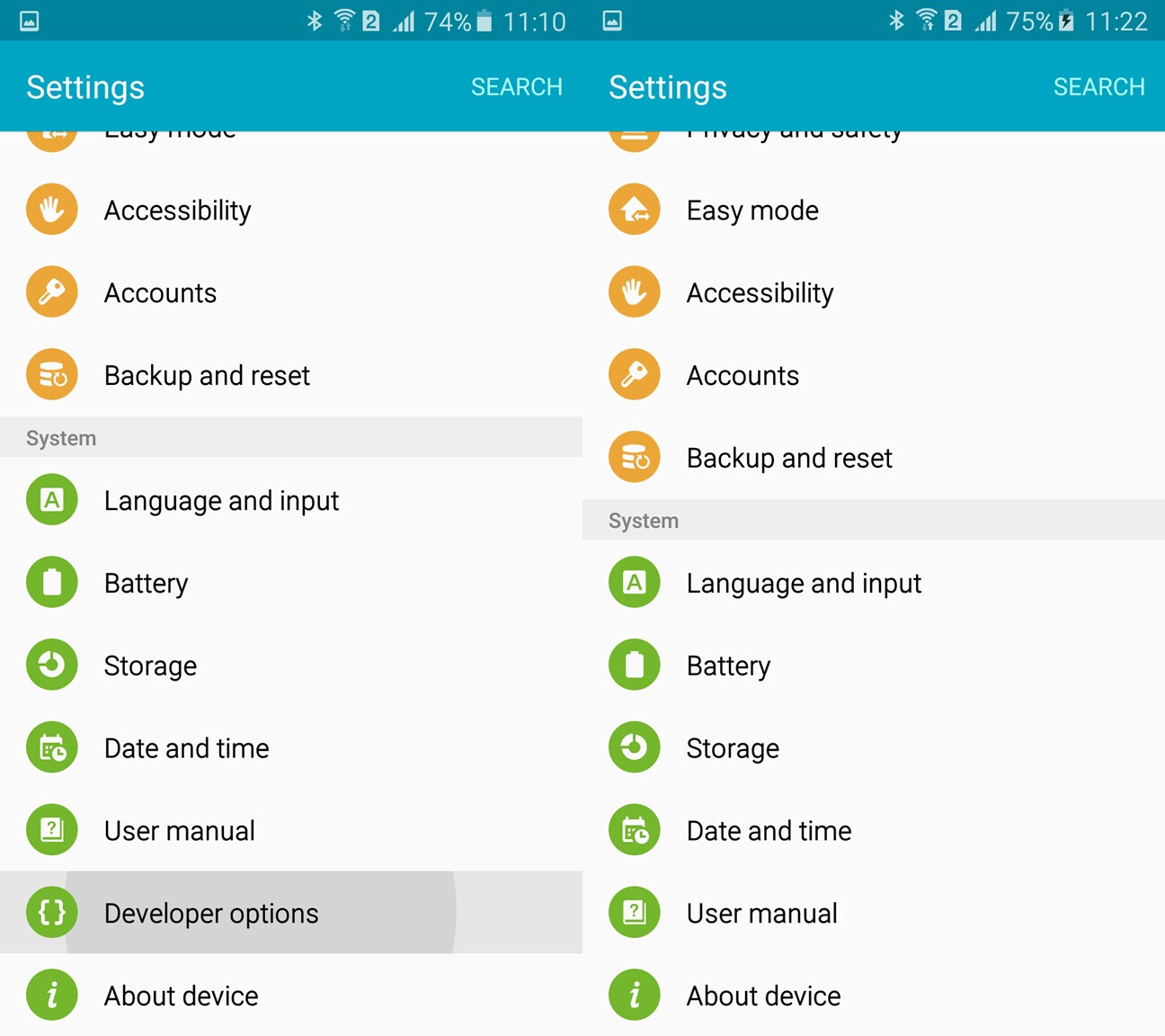 How To Enable Developer Mode And Options On Samsung Galaxy