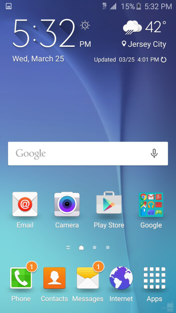 The latest face of TouchWiz