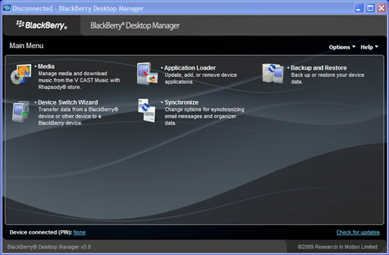 Leaked OS 5.0.0.90 for 'Berry's Curve 8900 and Bold 9000