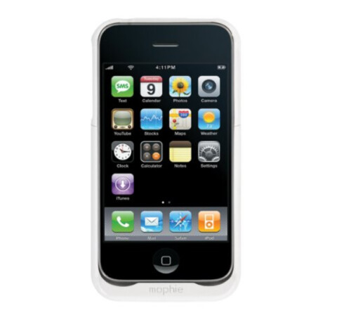 First Mophie Juice Pack for the iPhone 3G/3GS