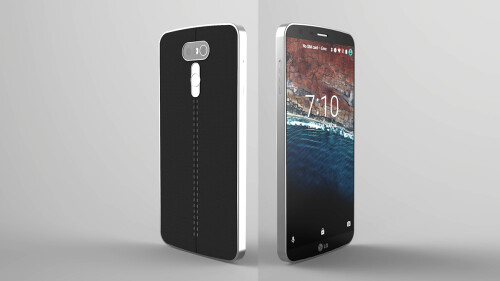 LG G5 concept by Vuk Zoraja