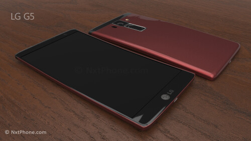 LG G5 fan concept by Nxtphone