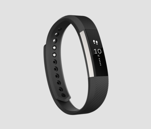 Fitbit's Alta is a fashion-oriented fitness tracker that can receive call and text notifications