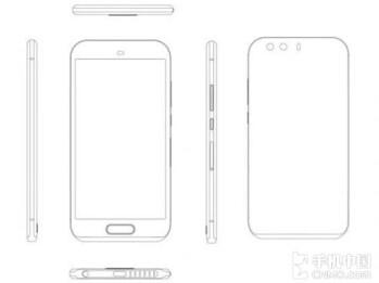Huawei P9 leaked schematics