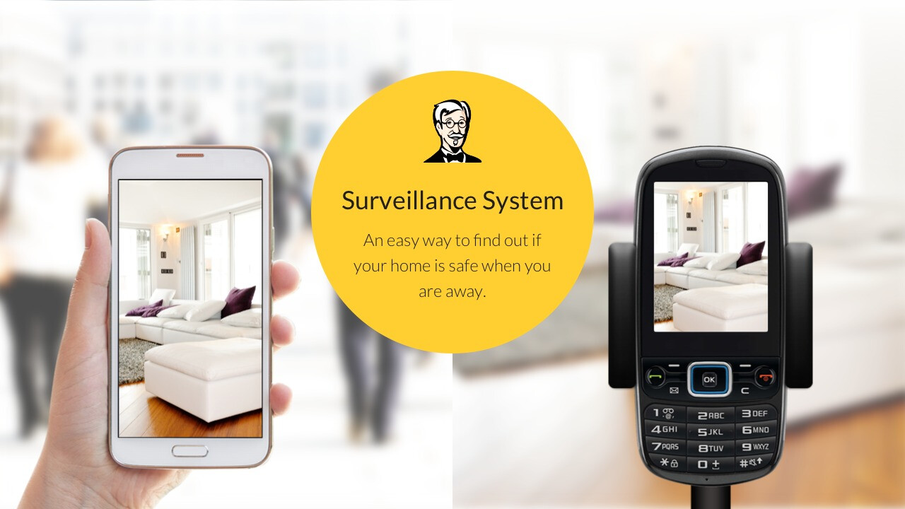 Alfred Home Security Systems With Camera