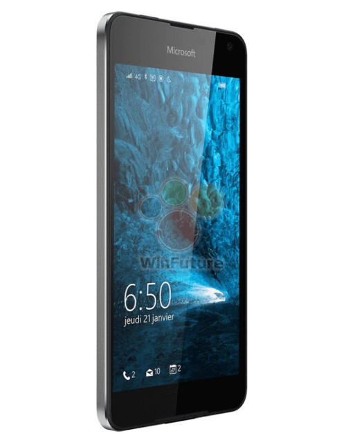 Lumia 650 leaked pictures