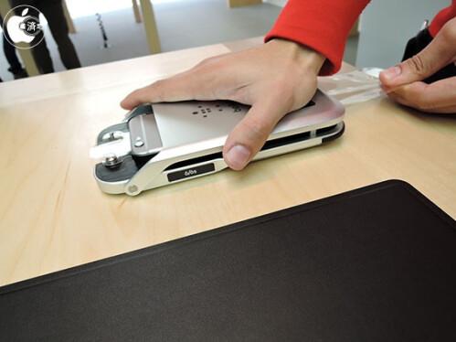 Apple Japan's Belkin TrueClear Pro machines