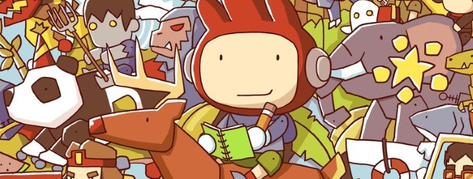 Game review: Scribblenauts Unlimited is about a cutesy