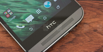 "HTC said to be finally ditching the black branded bar with the One M10 ""Perfume"""